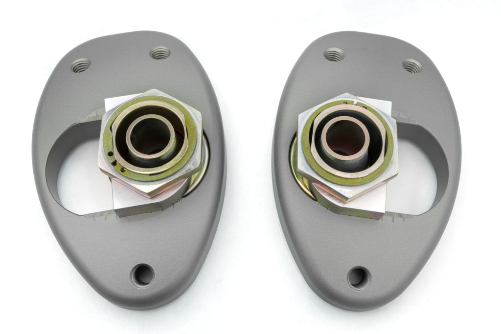 QuickChange Camber Plates For Porsche 911, 912, 930, and 914
