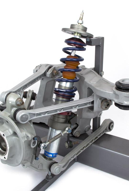 Rear Suspension Assy : Elephant racing von shocks™ coilover shocks struts for