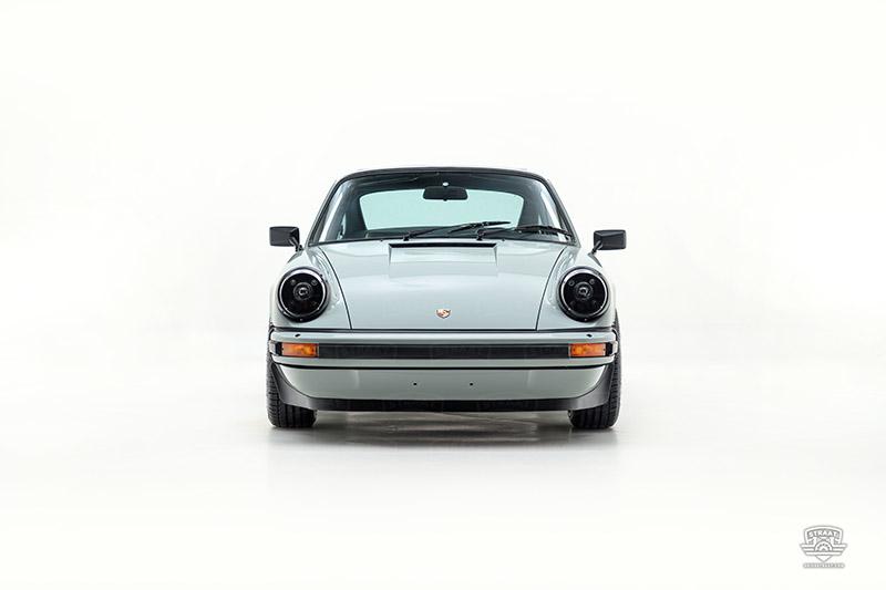 Shock 75-89 Porsche 911// 912// Carrera// Torsion Bar Susp. Koni Sport Yellow